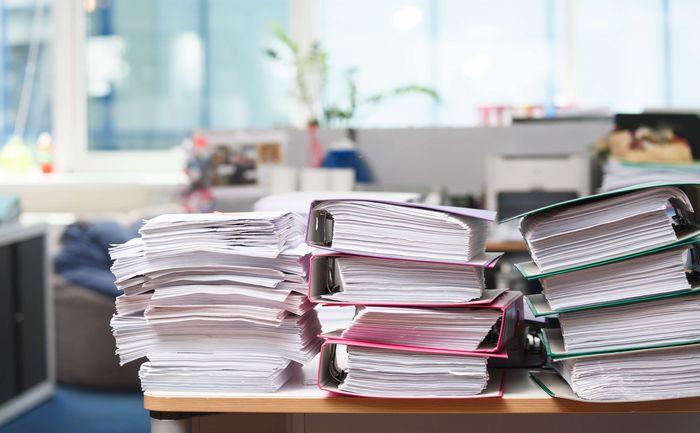 企業向け書類整理・収納術