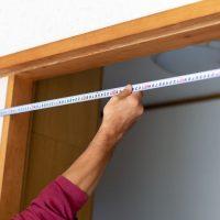 クローゼットや押入れの寸法を正しく測ろう!収納スペースの測り方