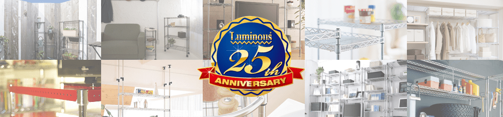 Luminous 25th ANNIVERSARY