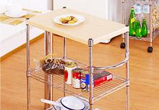 キッチン収納をより機能的に